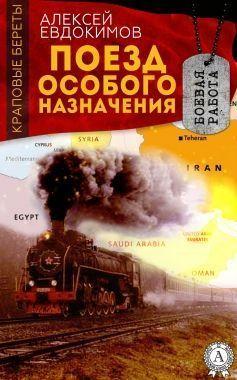 Обложка книги Поезд особого назначения